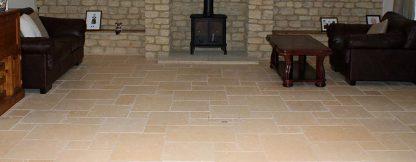 Tavernelle Tumbled Limestone