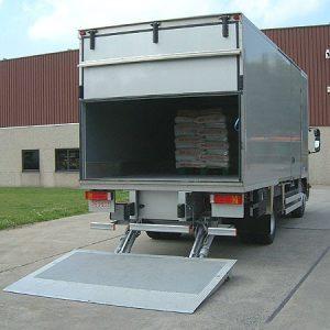 Tail Lift Truck