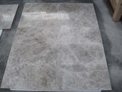 Silver Grey Limestone Honed
